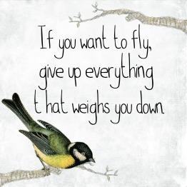 Weigh Down Bird
